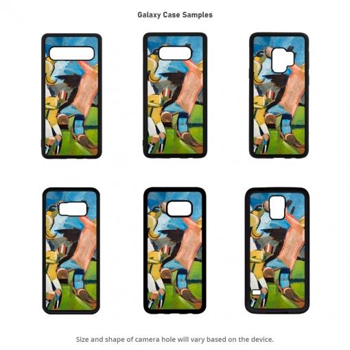 Soccer Galaxy Cases