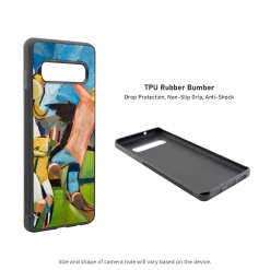 Soccer Samsung Galaxy S10 Case