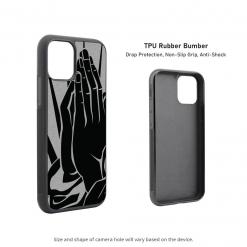 Praying Hands iPhone 11 Case