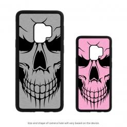 Evil Skull Galaxy S9 Case