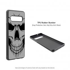 Evil Skull Samsung Galaxy S10 Case