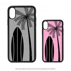 Surf Board iPhone X Case