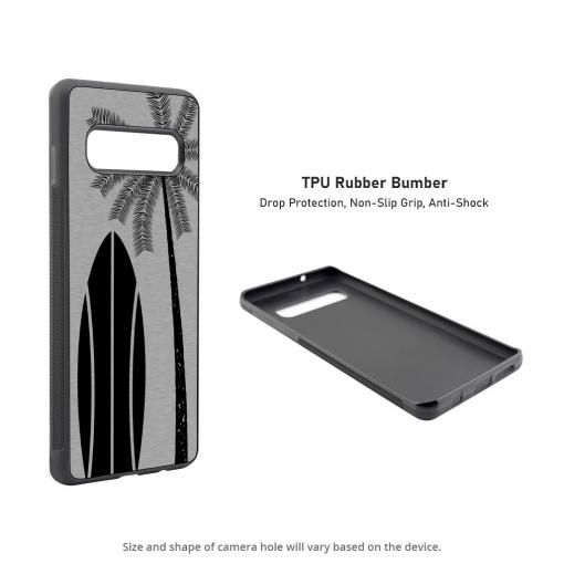 Surf Board Samsung Galaxy S10 Case