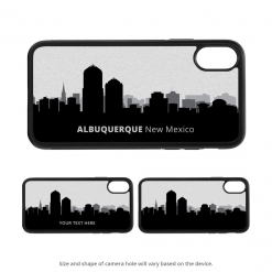 Albuquerque iPhone X Case