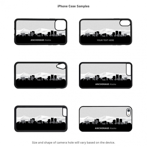Anchorage iPhone Cases