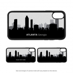 Atlanta iPhone X Case