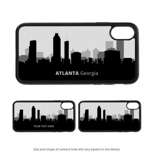 Atlanta iPhone X Case