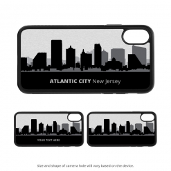 Atlantic City iPhone X Case