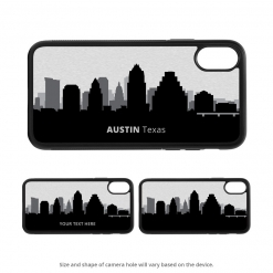 Austin iPhone X Case