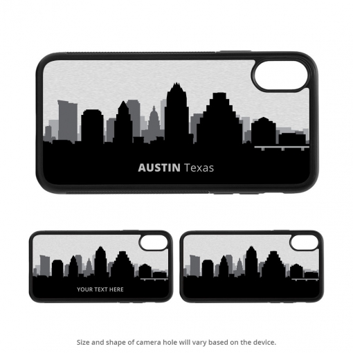 Austin iPhone X Case