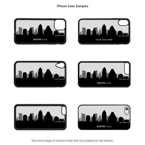 Austin iPhone Cases