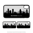 Baltimore iPhone X Case