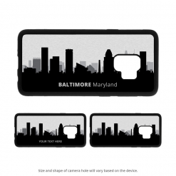 Baltimore Galaxy S9 Case