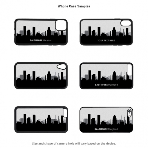 Baltimore iPhone Cases