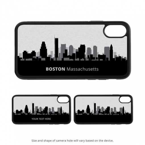 Boston iPhone X Case