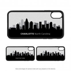 Charlotte iPhone X Case