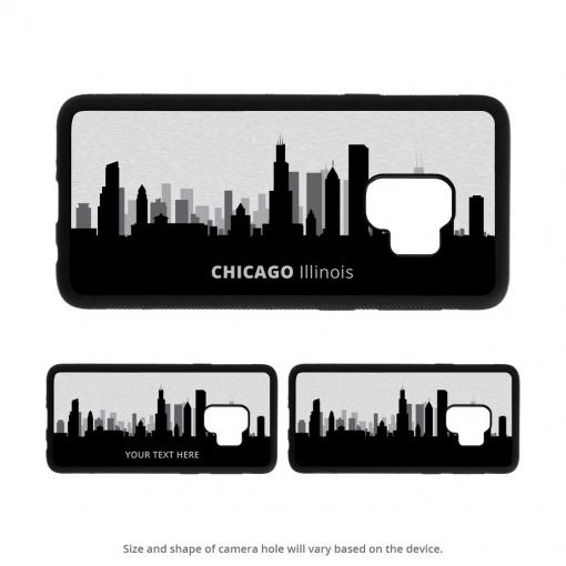 Chicago Galaxy S9 Case