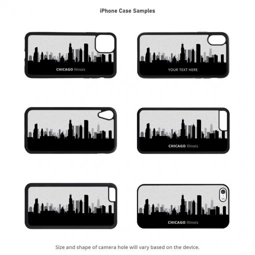 Chicago iPhone Cases