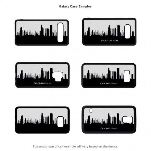 Chicago Galaxy Cases