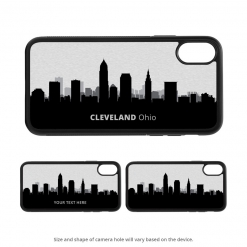 Cleveland iPhone X Case