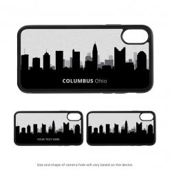 Columbus iPhone X Case