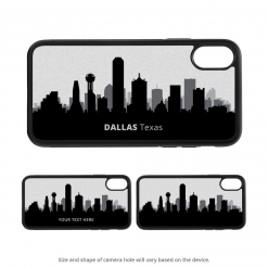 Dallas iPhone X Case