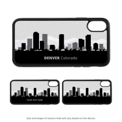 Denver iPhone X Case