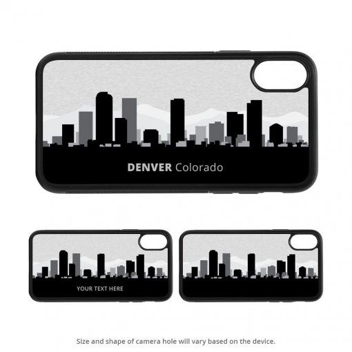 Denver iPhone X Case