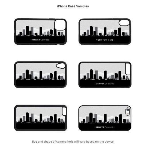 Denver iPhone Cases