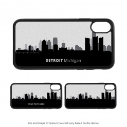 Detriot iPhone X Case