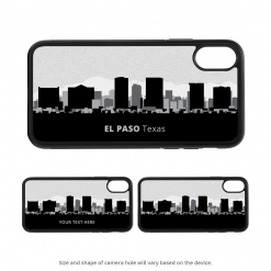 El Paso iPhone X Case