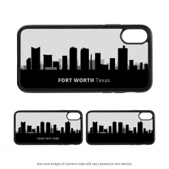 Fort Worth iPhone X Case
