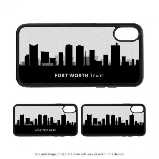 Fort Worth iPhone X Case