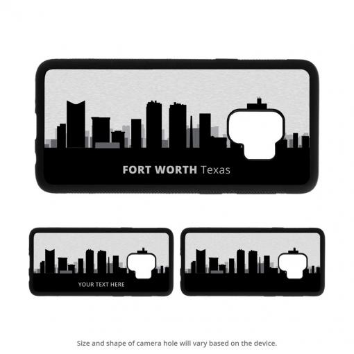 Fort Worth Galaxy S9 Case