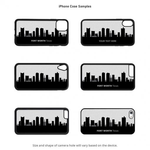 Fort Worth iPhone Cases