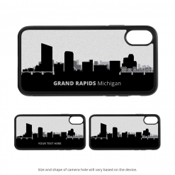 Grand Rapids iPhone X Case