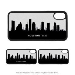Houston iPhone X Case