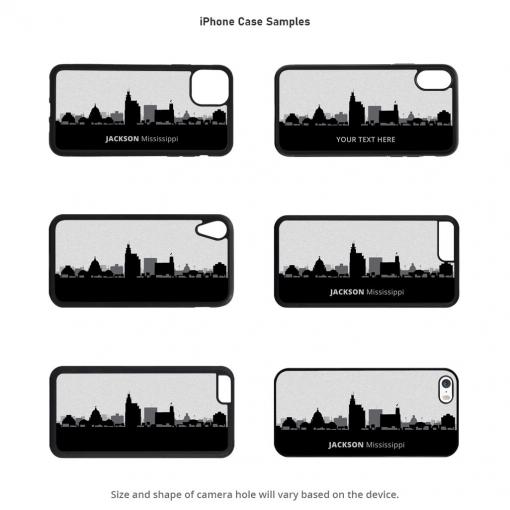 Jackson iPhone Cases