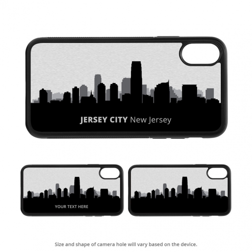 Jersey City iPhone X Case