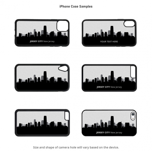 Jersey City iPhone Cases