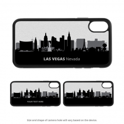 Las Vegas iPhone X Case