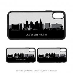 Las Vegas iPhone X Case