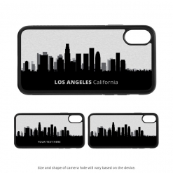 Los Angelas iPhone X Case