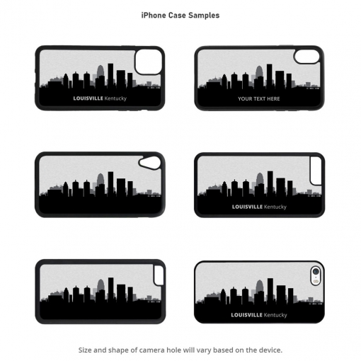 Louisville iPhone Cases