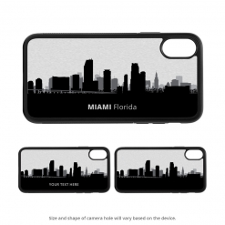 Miami iPhone X Case