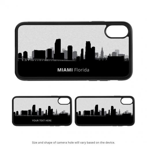Miami iPhone X Case