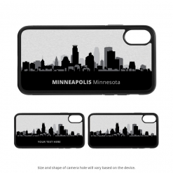 Minneapolis iPhone X Case