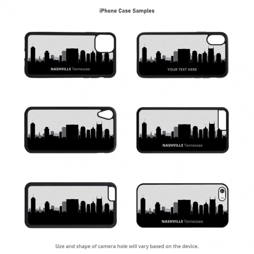 Nashville iPhone Cases