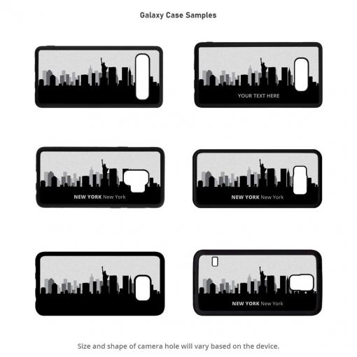 New York Galaxy Cases
