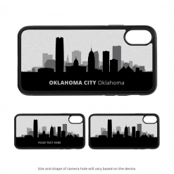 Oklahoma City iPhone X Case